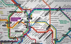 imagenes tokyo japon japan rail pass map metro maps jrailpass