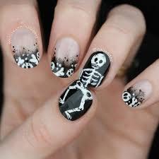nail art mash up 5 halloween nail art