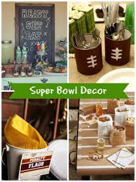 easy diy super bowl party ideas creative juice