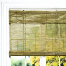 window blinds window blinds roll up image of outdoor bamboo