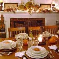 Thanksgiving Home Decorations Table Decorations For Thanksgiving Pinterest Divascuisine Com