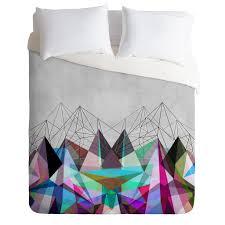 mareike boehmer colorflash 3y duvet cover deny designs home