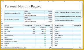 excel personal budget template monthly ezc marvelous u2013 studiootb