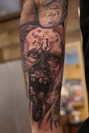 horror portrait best portrait tattoo artist tampa 1603 tattoo ybor