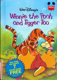 winnie pooh tigger disney wonderful reading