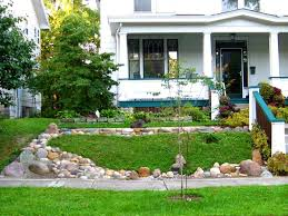 cool landscape ideas for small front yards home decorating and