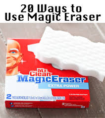 can you use magic eraser on cabinets 20 things to clean with magic eraser honeybear