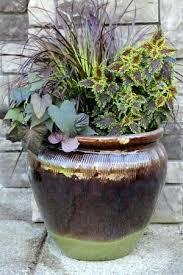flower pot ideas for yard best outdoor pots on garden container