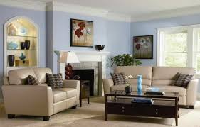 paint colors that go with chocolate brown living room wall color