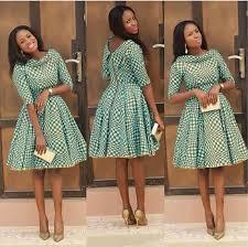 african classy midi dress african midi by africanmodernfashio