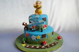 mario cake customised cakes by jen mario cake