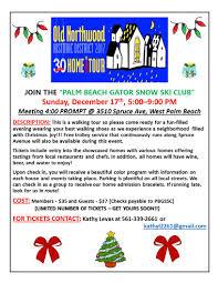 palm beach gator snow ski club all events calendar