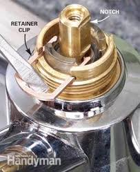 How To Replace A Leaky Faucet How To Fix A Leaky Faucet Family Handyman