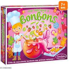 coffret cuisine enfant kit créatif la fabrique à bonbons coffret cuisine créative creavea