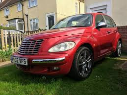 chrysler pt cruiser nintendo limited edition in ramsgate kent