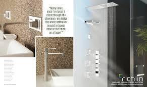 richlin interiors your home magazine gessi