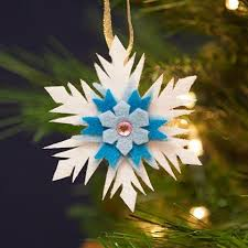 335 best snowflake crafts ornaments images on