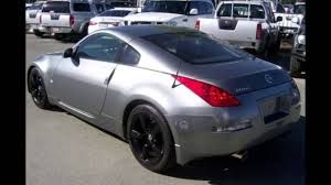 nissan 350z manual for sale 2006 nissan 350z 350z grey automatic coupe youtube