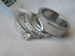 his and hers wedding band sets you should these facts about wedding band sets liviroom decors