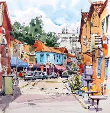 kampong glam heritage singapore neighbourhoods by shari blaukopf