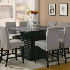 7 piece dining room table sets 7 piece counter height dining set furniture store chicago with