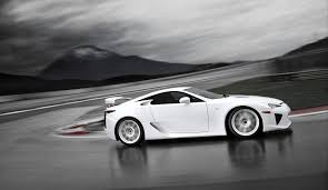 lexus sports car white white lexus lfa 2011 car all about gallery car