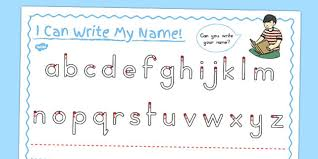 writing letter formation worksheet name writing letters