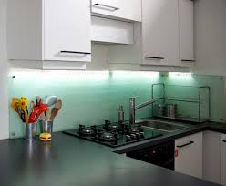 credence cuisine verre trempé credence cuisine plexiglas finest crdence de cuisine sur mesure