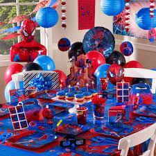 spiderman theme spiderman party pinterest spiderman