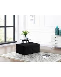 Convertible Ottoman Amazing Deal On Relax A Lounger Manchester Otto Kube Convertible