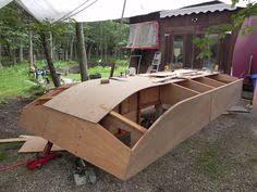 Buy Tiny House Plans Living On A 4 Season Houseboat Beautiful Floating Tiny House