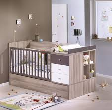 chambre bebe taupe lit chambre transformable 140x70 taupe sauthon sauthon of