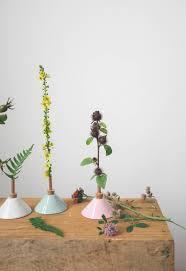 Single Stem Glass Vase Porcelain U0026 Glass Vases For A Single Flower Or Branch The Style