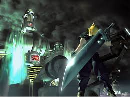 Final Fantasy 7 World Map by Final Fantasy Vii The Rpg Square