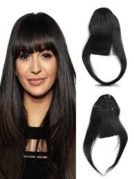 clip in fringe find the best hair bangs bhf hair extensions