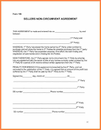 Interior Design Letter Of Agreement 6 Small Business Investment Agreement Template