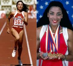 how to style hair for track and field flo jo style looks pinterest flo jo track field and athlete