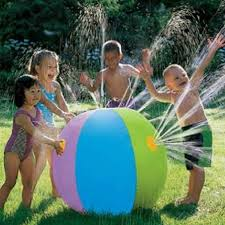 Kids Outdoor Entertainment - children water ball outdoor inflated toy for baby kids giant