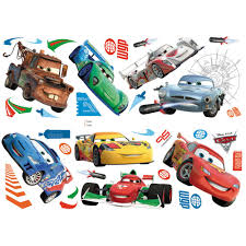 cars stickers for wall sticker creations wall stickers disney cars