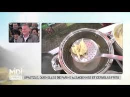 tf1 replay cuisine revoir en replay et en recette spaetzle quenelles de