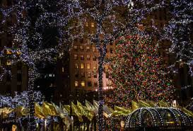 Nyc Tree Lighting History Of The Rockefeller Center Christmas Tree In Nyc Explained