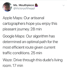 Google Maps Meme - waze all the waze album on imgur