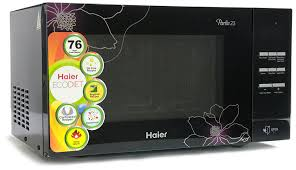 haier 23 l convection microwave oven hil2301cbsb black amazon