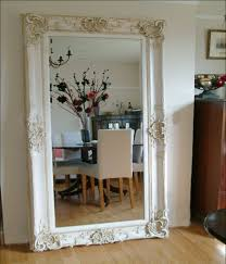 Mirrors For Walls by Huge Framed Wall Mirrors Vanity Decoration