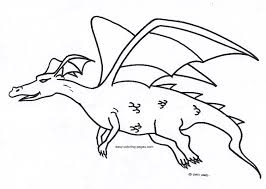 printable 21 flying dragon coloring pages 4199 dragon coloring