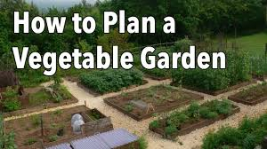 English Garden Layout by How To Plan A Vegetable Garden Design Your Best Garden Layout
