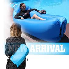 fast inflatable sleeping bag camping air sofa u2013 everlongshop com