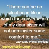 Other Words For Comforting Sister Quotes Inspirational Words Of Wisdom