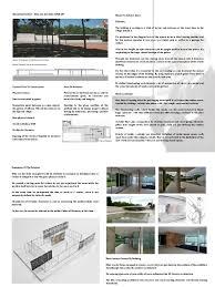 barcelona pavilion floor plan dimensions barcelona pavilion reshuffle pdf