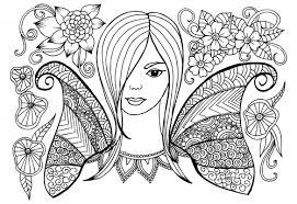free fairy coloring kidspressmagazine
